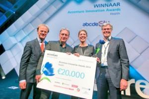 Accenture Innovation Awards 2014 Health abcdeSIM