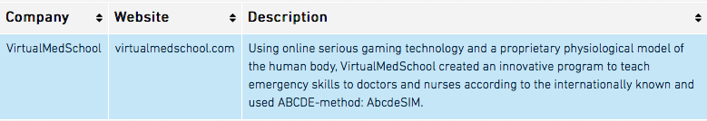 MHealth VirtualMedSchool