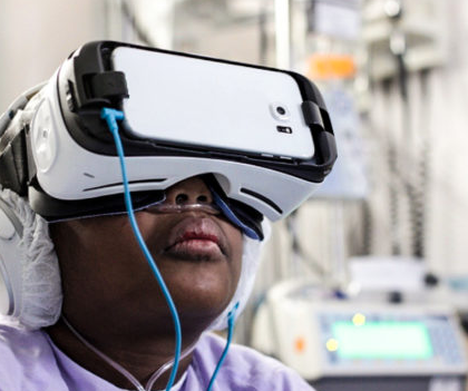 VR Study Sophia Children Hospital